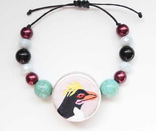 Macaroni Penguin Bracelet I