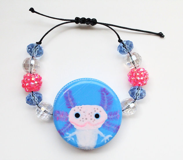 Axolotl Bracelet I