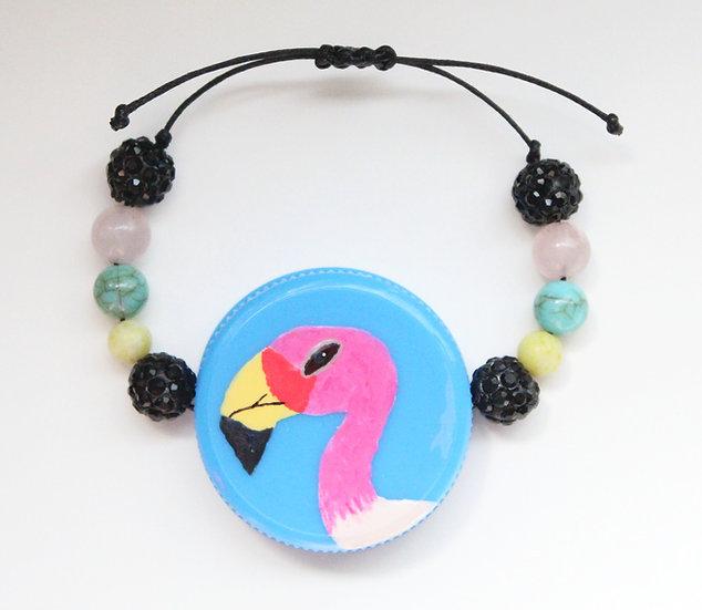 Puna Flamingo Bracelet I
