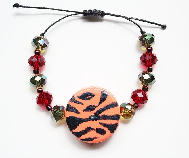 Tiger Print Bracelet III