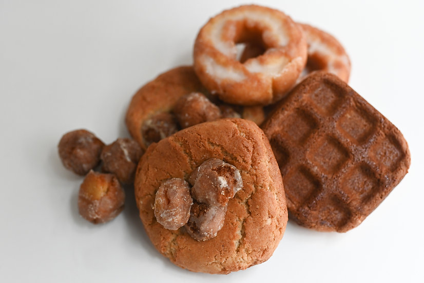 DONUT WOOKIE: OLD FASHIONED