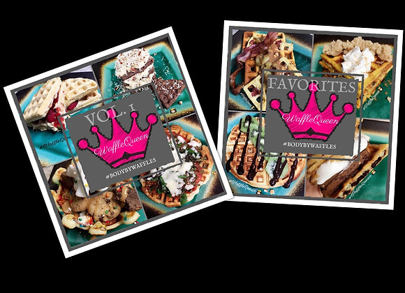 COMBO: Waffle Queen E-Book VOL. 1 & FAVORITES