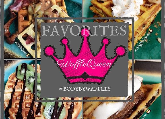 Waffle Queen Favorites