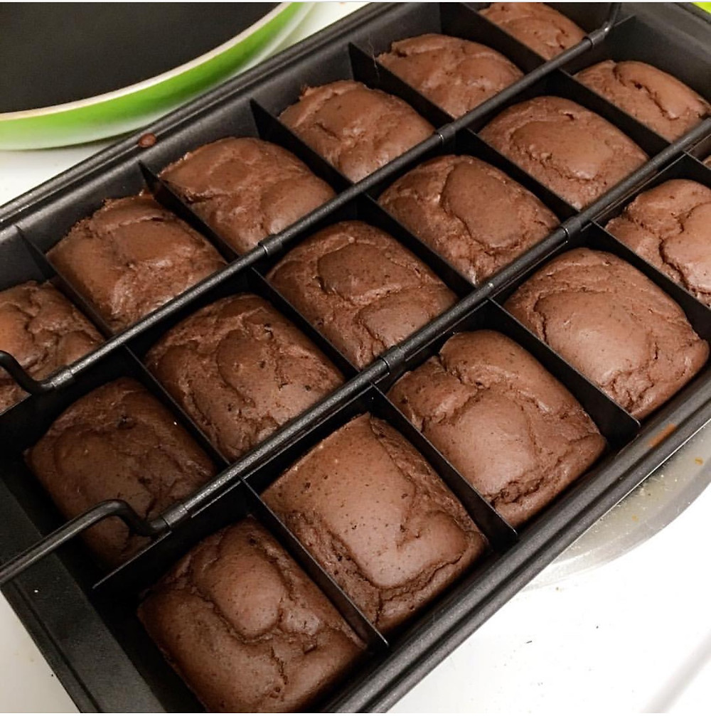 The brownies you don't have to feel guilty about!