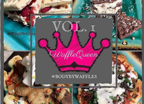 Waffle Queen E-Book VOL. 1