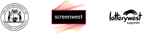 Screenwest Tri Badge CMYK+BLACK Lockup (