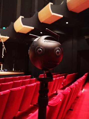 Insta360 @ Perth Concert Hall
