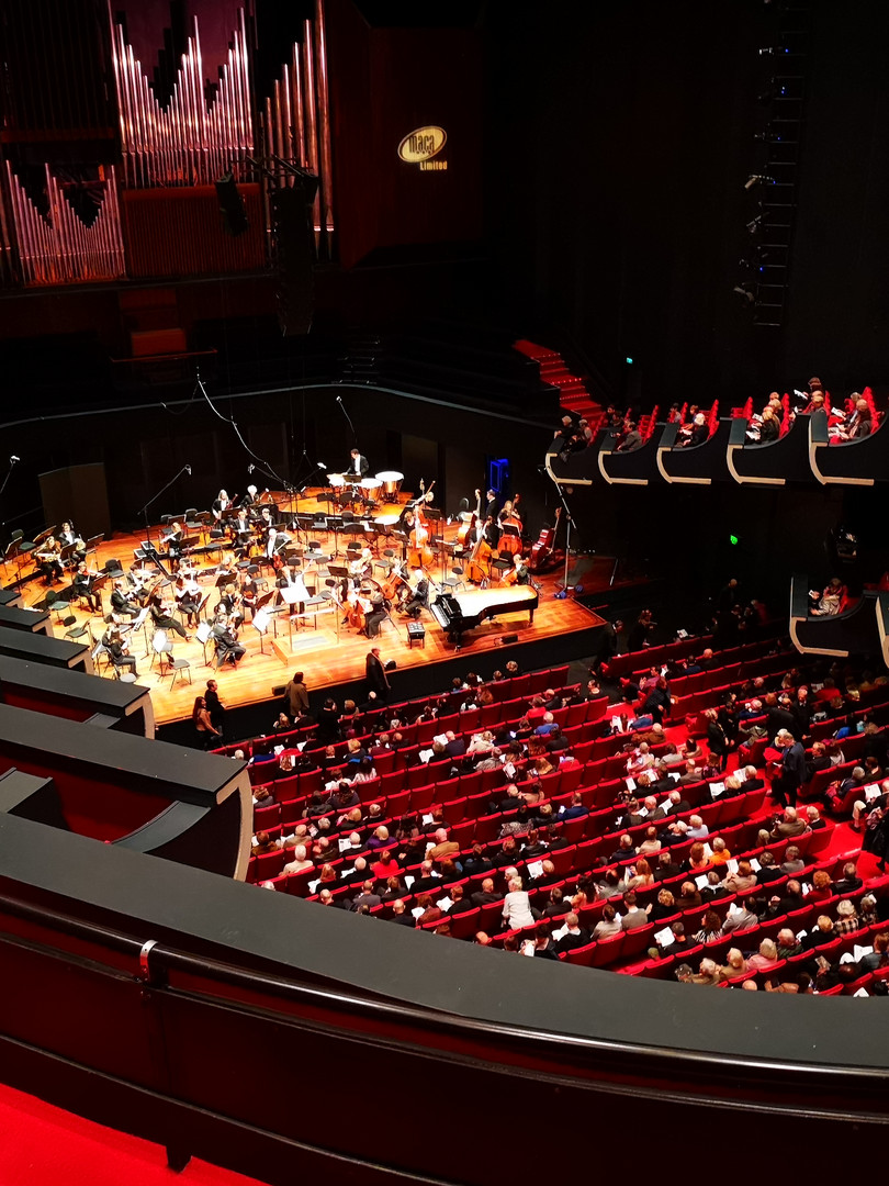 WASO - Perth Concert Hall