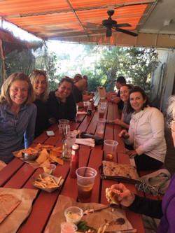 Lunch at Shagger Jacks