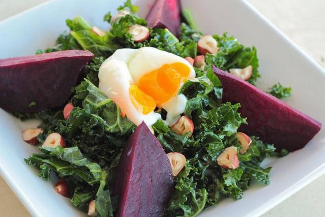 Kale & Beat Salad