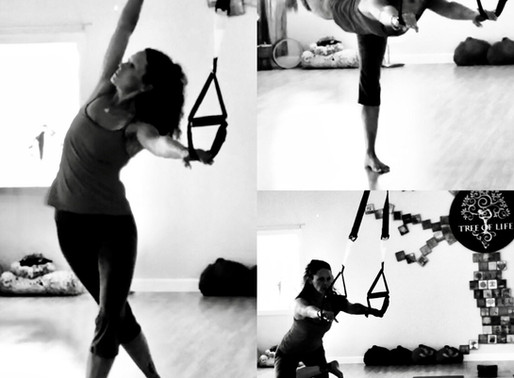 New YOGA TRX class is coming soon!!