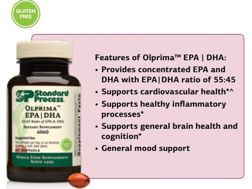 Product Feature: Omega 3 Oil