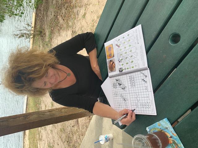 Zentagle Meditations: Carol