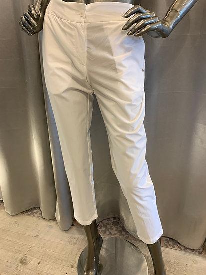 Pantalon Blanc OTTODAME