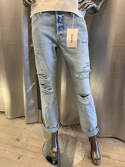 Jean SLOUCH FRAME jeans