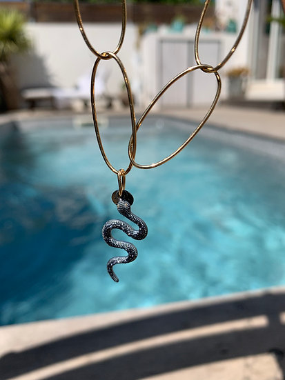 Collier CHIC Serpent Lsonge