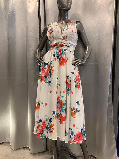 Robe Fleurie MOSCHINO boutique