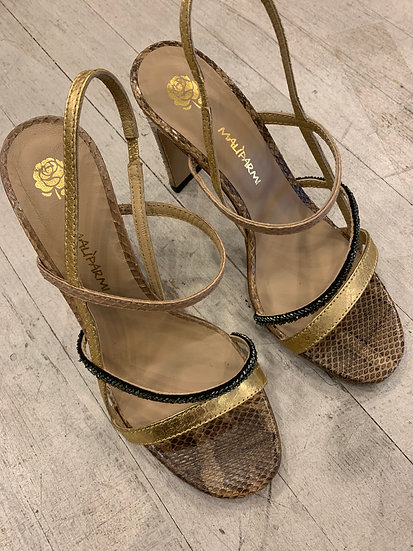 Sandale  Gold MALIPARMI