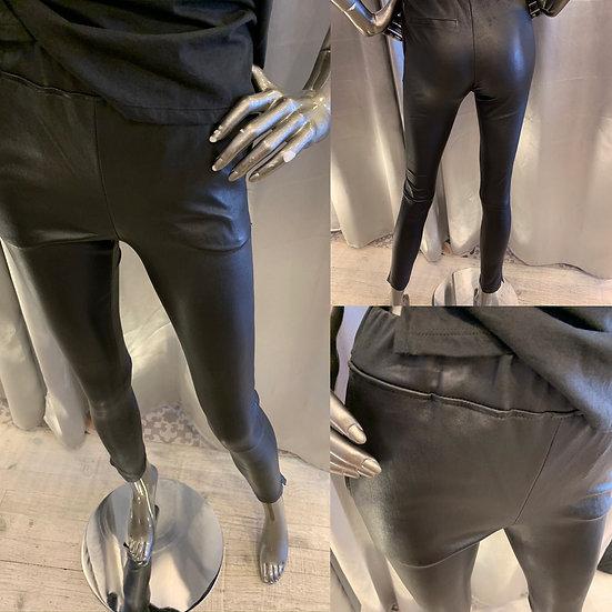 Pantalon Chino noir VENTCOUVERT