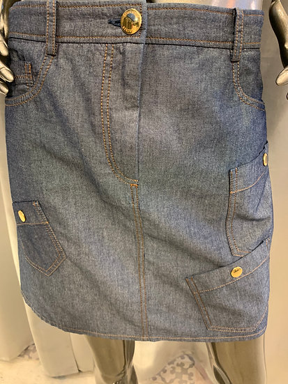 Jupe jean MOSCHINO boutique