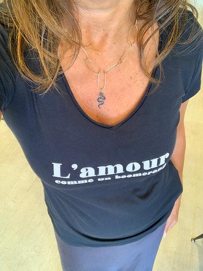 Teeshirt AMOUR ANONYM apparel
