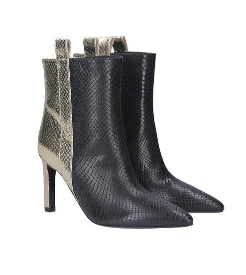 Boots Bicolore TWINSET