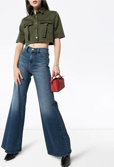 Le Baggy Palazzo FRAME jeans