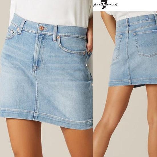 Mini skirt Blurred 7FAM