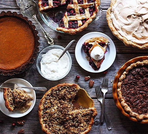 Holiday pie table.jpeg