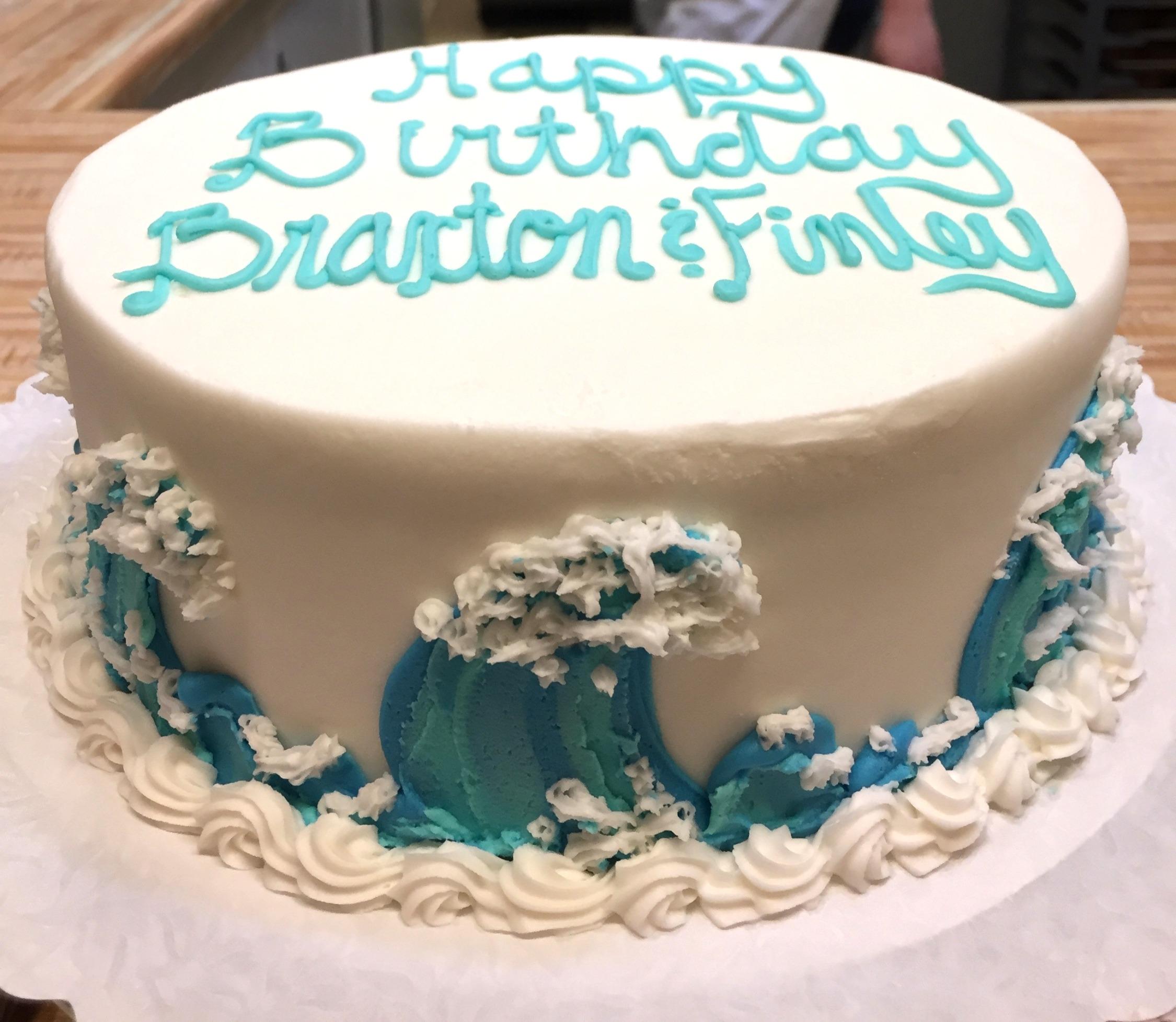 Ocean Cake 12