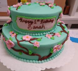 Cherry Blossom Cake 30