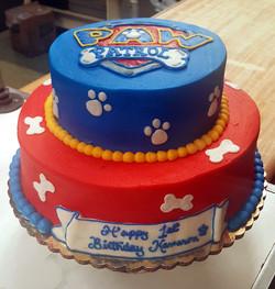 Paw Patrol Cake 20