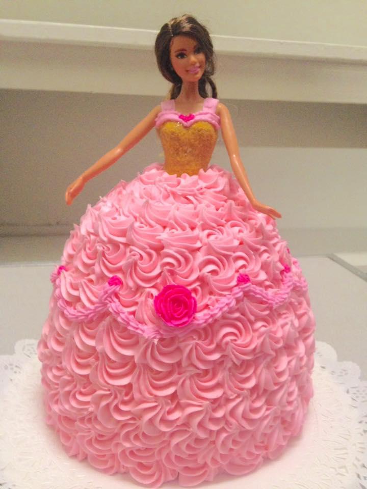 Pink Barbie 76