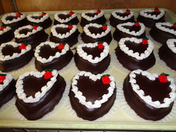 Heart Iced Over Cupcakes 12