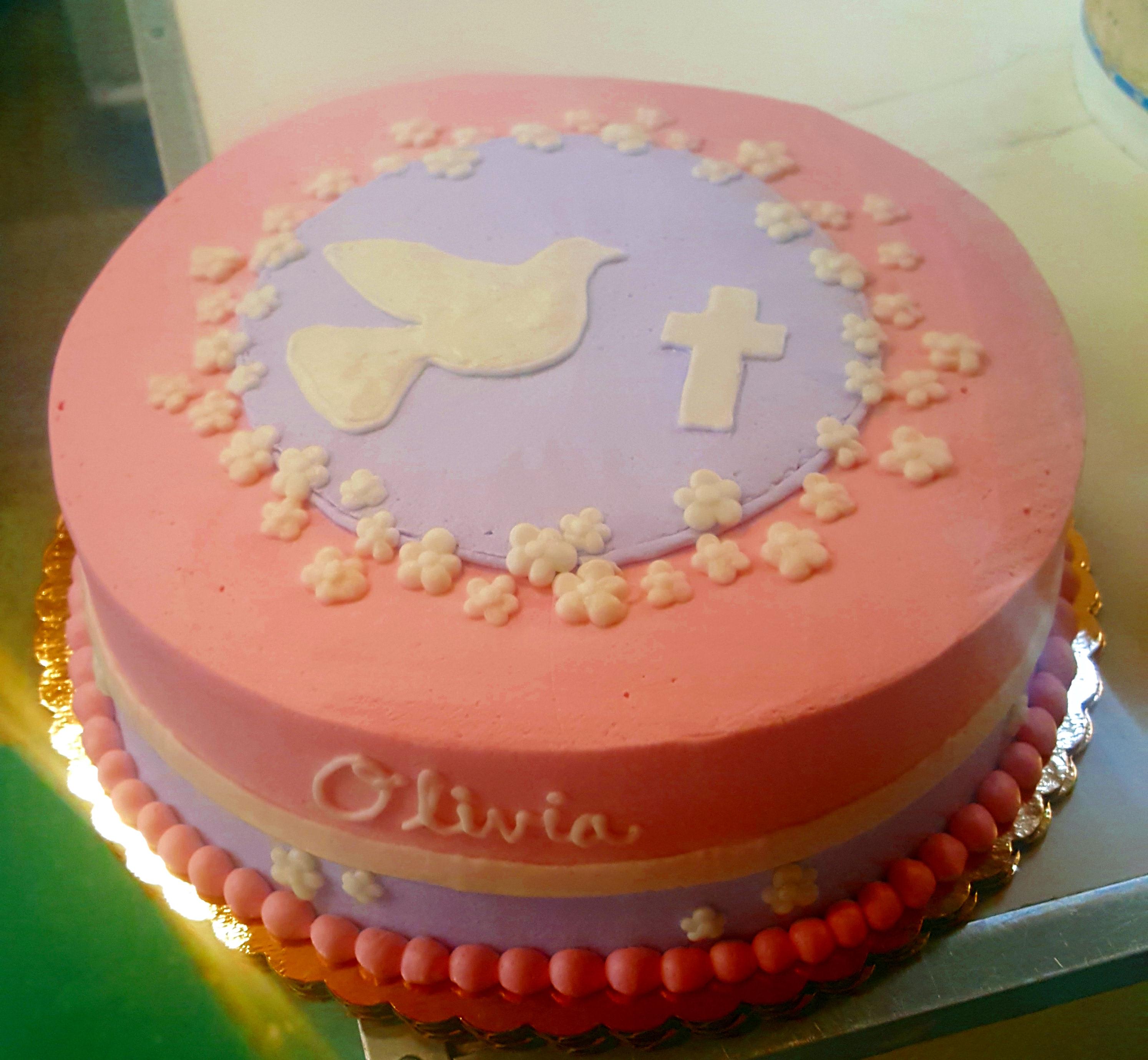 Dove Cake 6