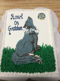 Wolf Cake 8