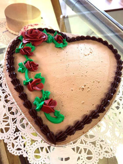 Milk Chocolate Heart 5