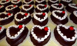 Chocolate Heart Iced Overs 2
