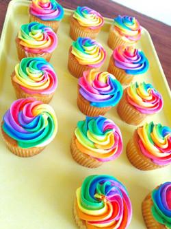 Pride Cupcakes 6