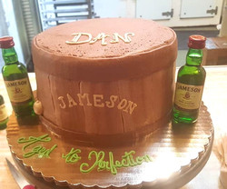 Whiskey Cake 71