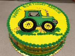 Tractor Cake 76
