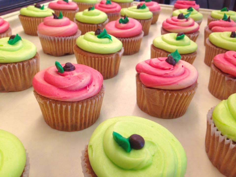 Apple Cupcakes 5