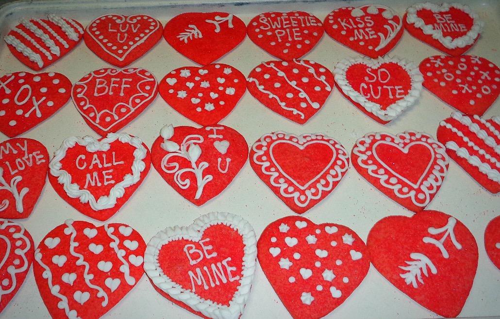 Heart Cookies 9