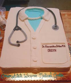 OBGYN Cake 12