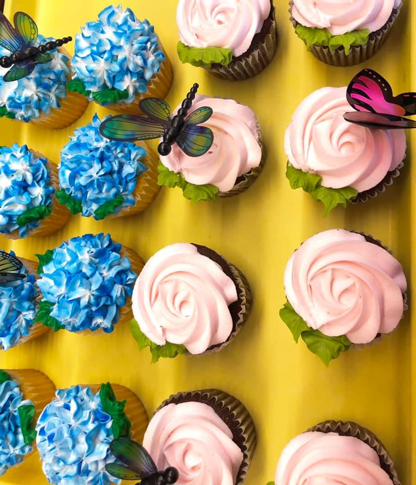 Dragon Fly Cupcakes 17