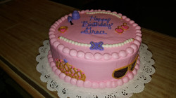 Fun Accessories Cake 59