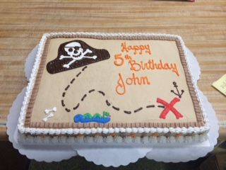 Pirate Theme Birthday 37