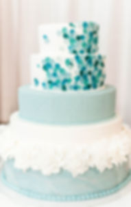 Westhampton Pastry Shop Weddng Cake