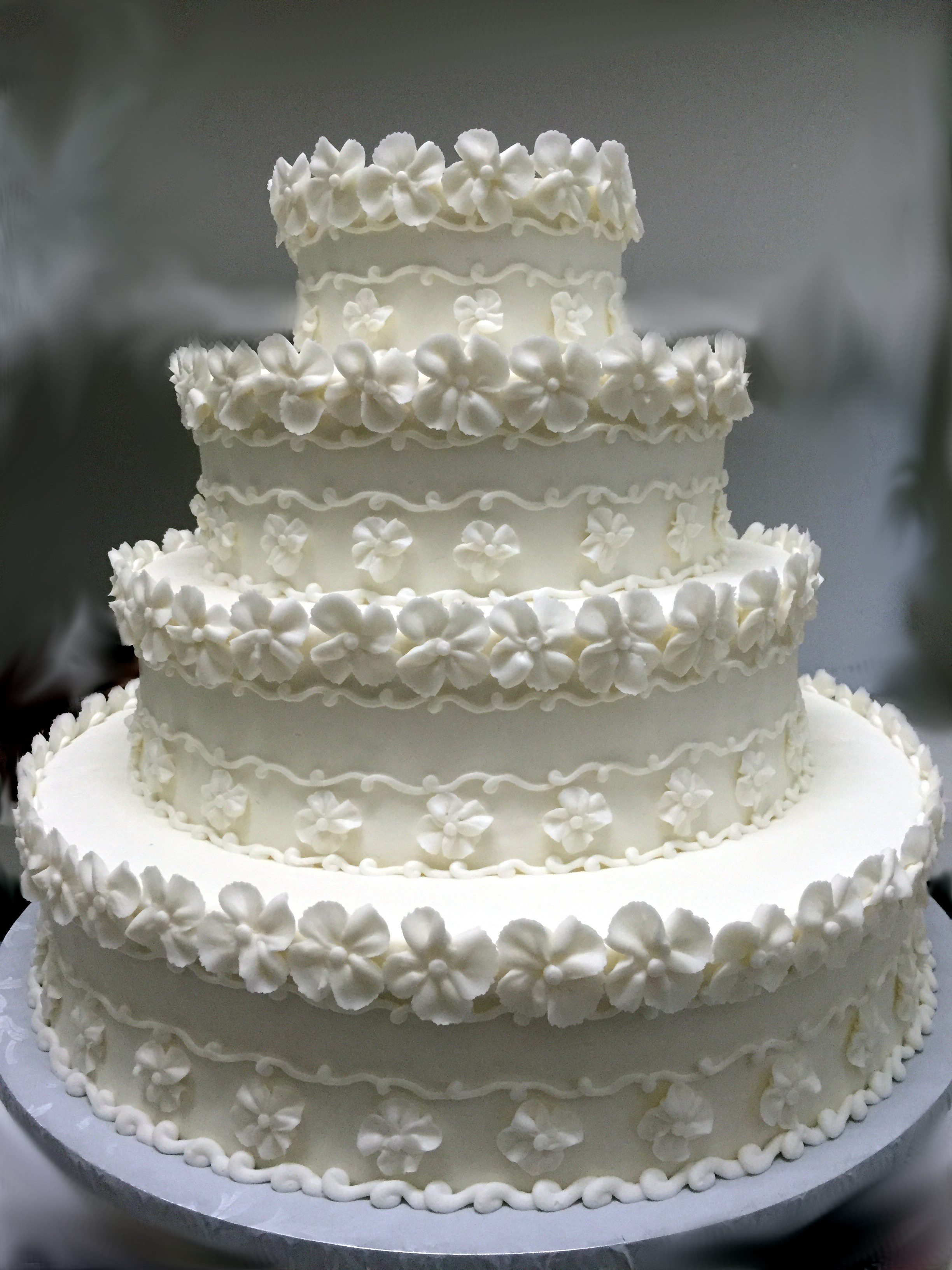 Holy Flowers! Cake