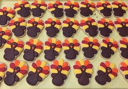 Turkey Cookies 5